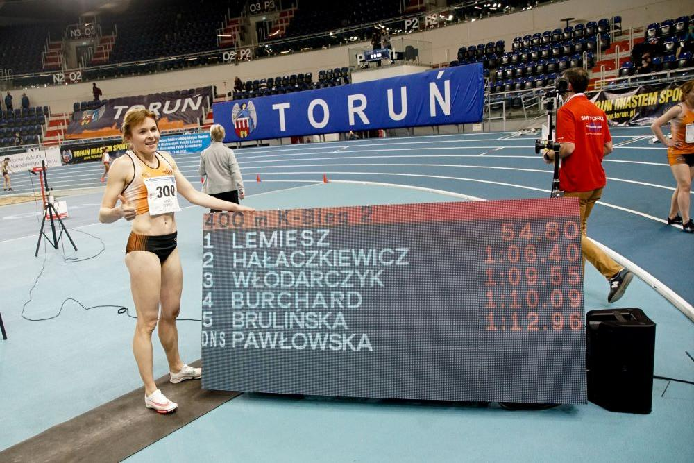 30. Halowe Mistrzostwa Polski w Lekkiej Atletyce Masters
