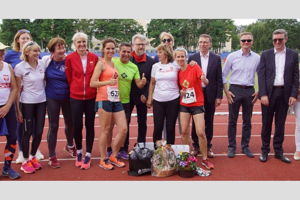31. Mistrzostwa Polski w Lekkiej Atletyce Masters - Olsztyn (fot. Julia Truszczyńska)