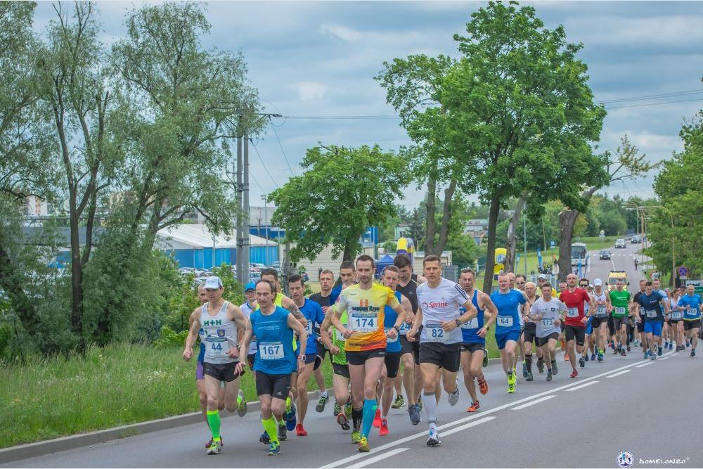 VI SILGAN Ćwierćmaraton + MP w Biegach Przełajowych Masters 2019